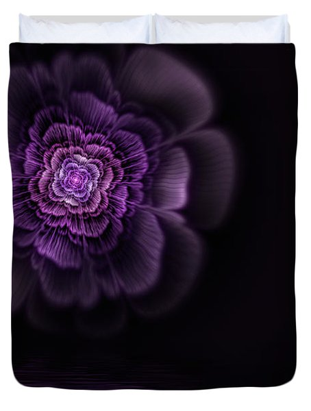 Fleur Duvet Cover by John Edwards