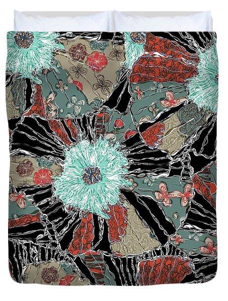 Fleurelle - R15c1 Duvet Cover