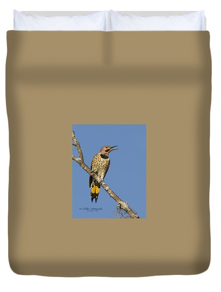 Flicker Duvet Cover