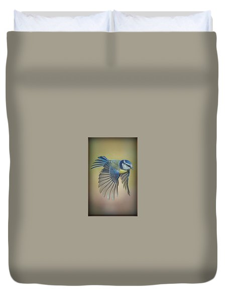 Flight 22 Duvet Cover by David Norman