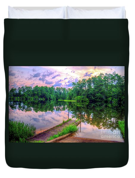 Flint Creek Duvet Cover