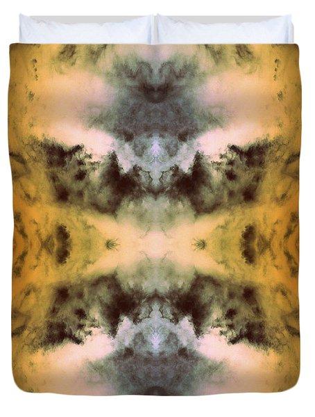 Flip Shot Cloud No. 1 Duvet Cover