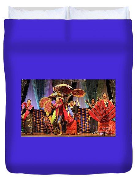 Filippo Pre-wedding Dance Duvet Cover