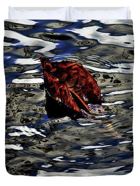 Float Away Duvet Cover