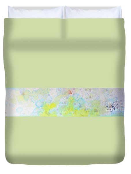 Floating 12030008fy Duvet Cover