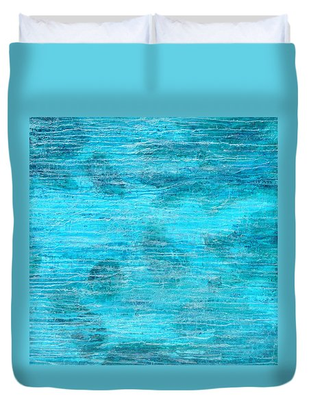 Floating Away Duvet Cover