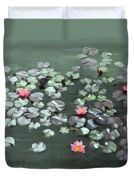 Floating Duvet Cover