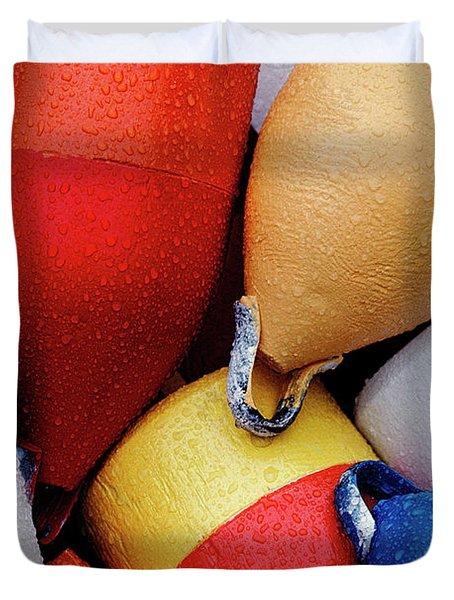 Floats Duvet Cover