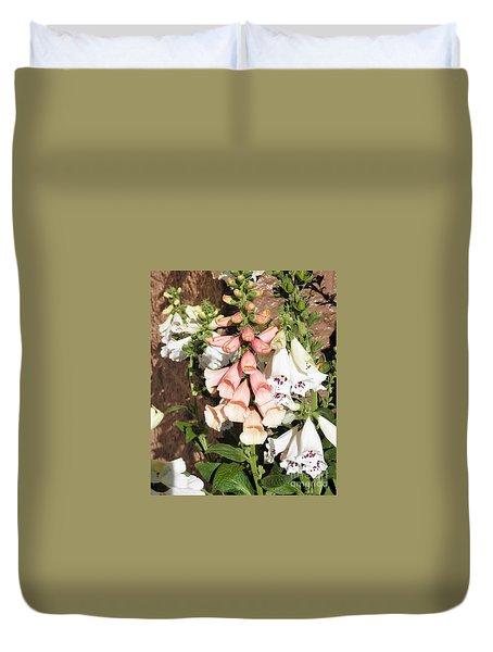 Floral Niagra Duvet Cover