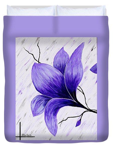 Floral Slumber Duvet Cover