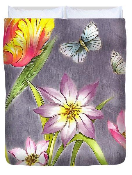 Floral Supreme Duvet Cover