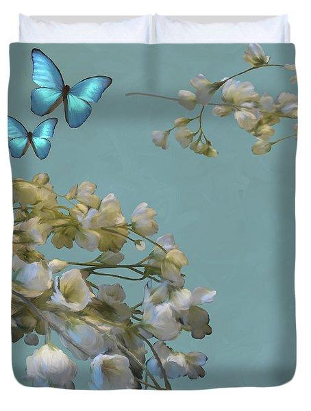 Floral04 Duvet Cover