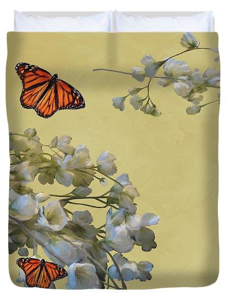 Floral05 Duvet Cover