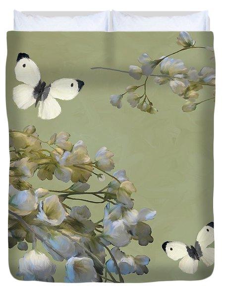 Floral07 Duvet Cover