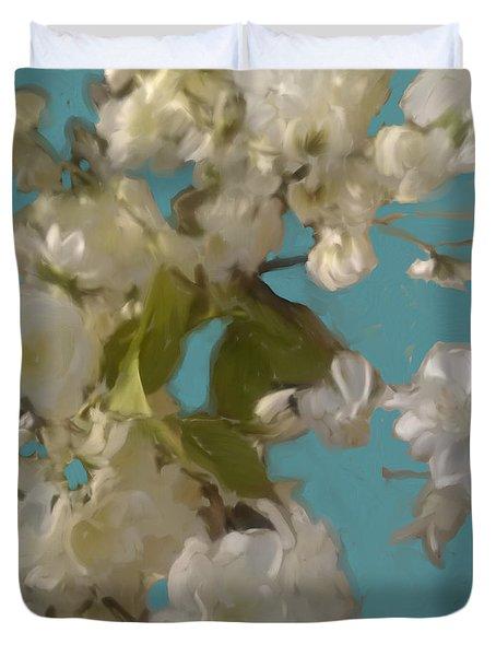 Floral09 Duvet Cover