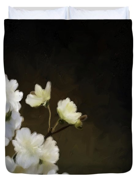 Floral12 Duvet Cover