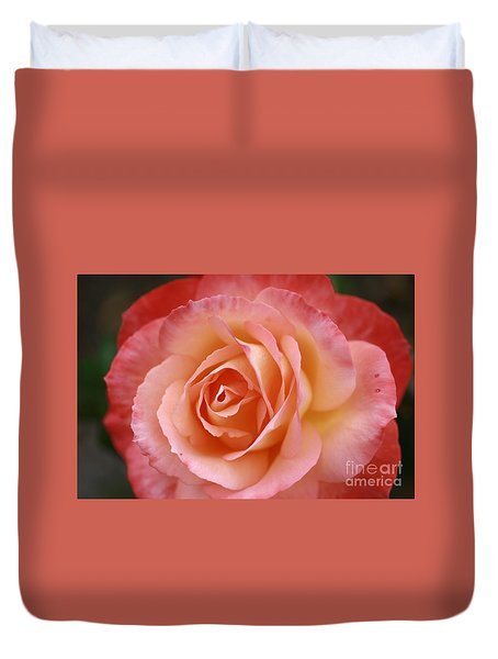 Duvet Cover featuring the photograph Florange by Stephen Mitchell