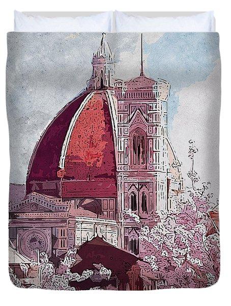 Florence - 16 Duvet Cover