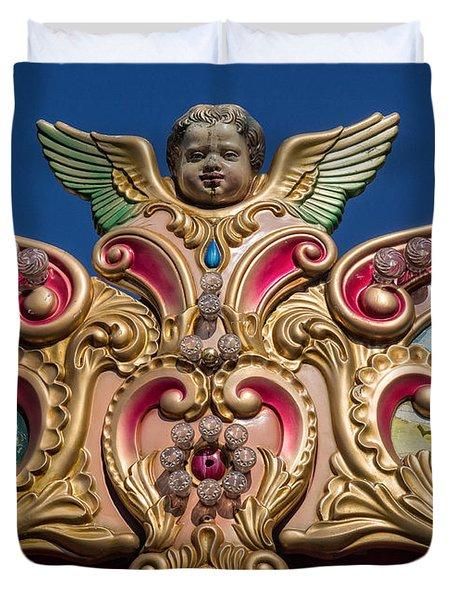 Florentine Carousel Duvet Cover