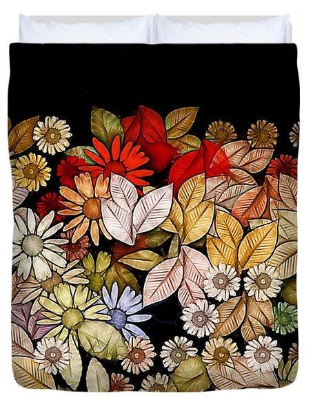 Floria - V5c1a Duvet Cover