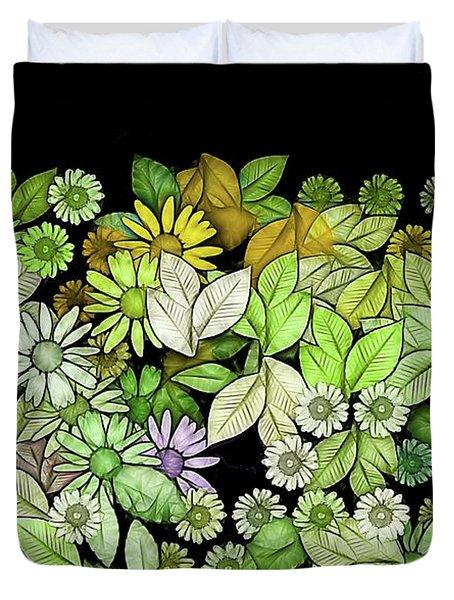 Floria - V5c4 Duvet Cover