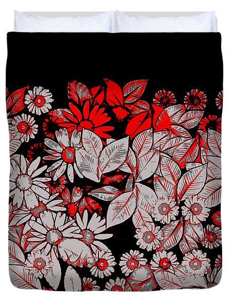 Floria - V5c8b Duvet Cover