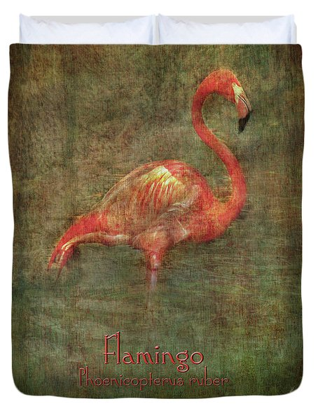 Duvet Cover featuring the photograph Florida Art by Hanny Heim