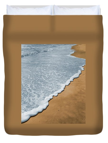 Florida Beach Duvet Cover