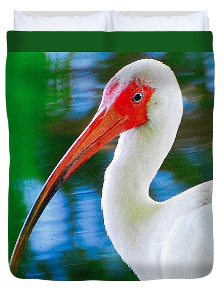 Bird Duvet Cover