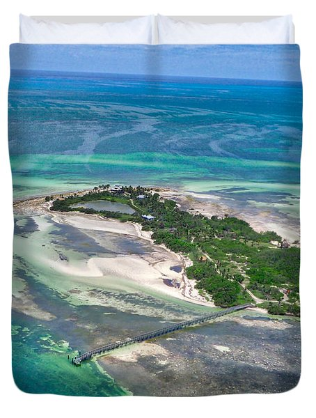 Florida Keys - One Of The Duvet Cover