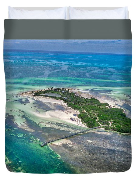 Florida Keys - One Of The Duvet Cover