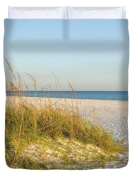 Destin, Florida's Gulf Coast Is Magnificent Duvet Cover