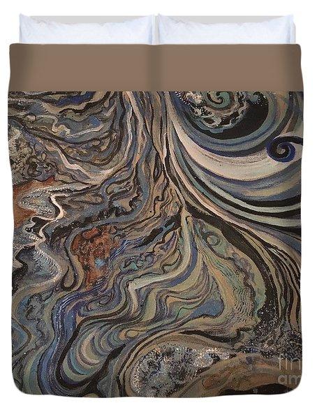 Flow Duvet Cover