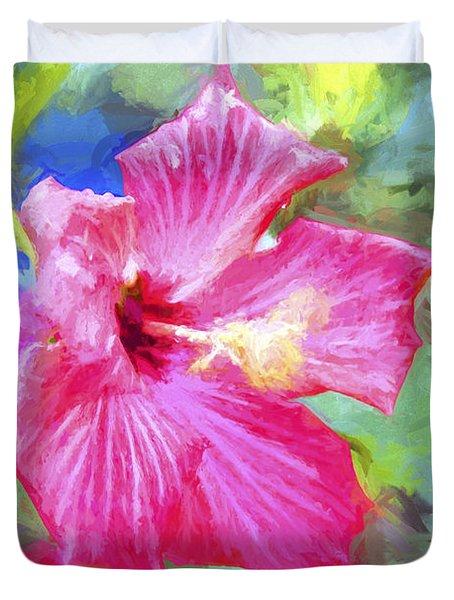 Flower 1 Duvet Cover