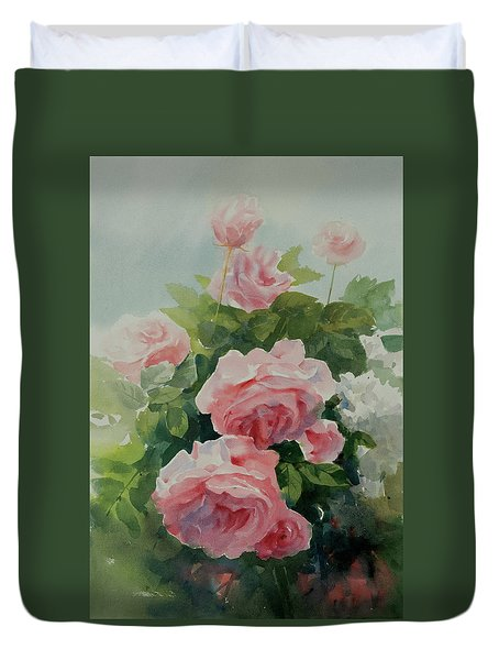 Flower 11 Duvet Cover