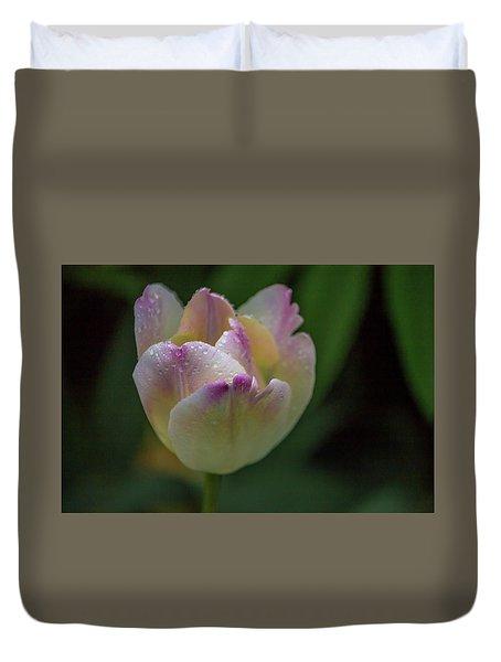 Flower 654853 Duvet Cover by Timothy Latta