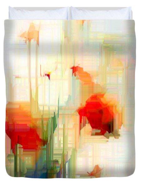 Flower 9230 Duvet Cover