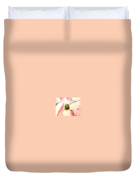 Flower Duvet Cover by Amy Sorrell