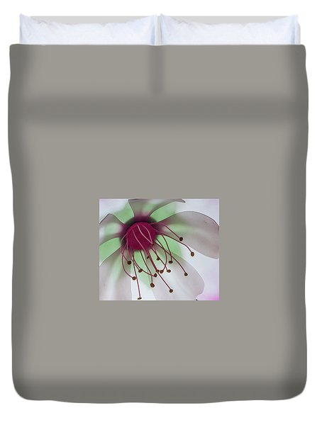 Flower Art Duvet Cover