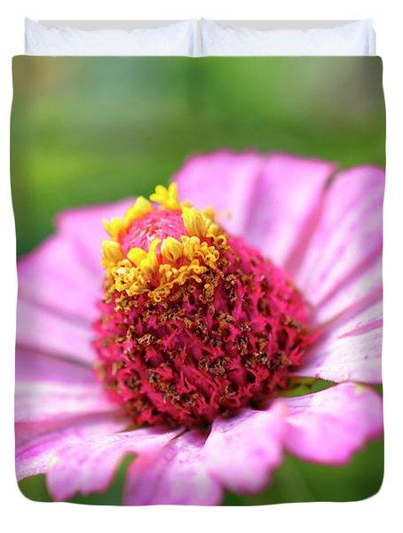 Flower Close-up Duvet Cover