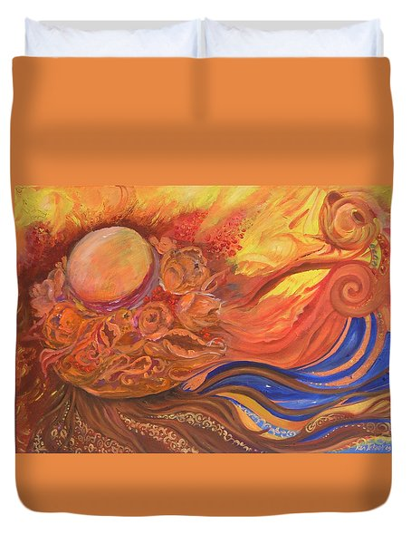 Flower Dream Duvet Cover