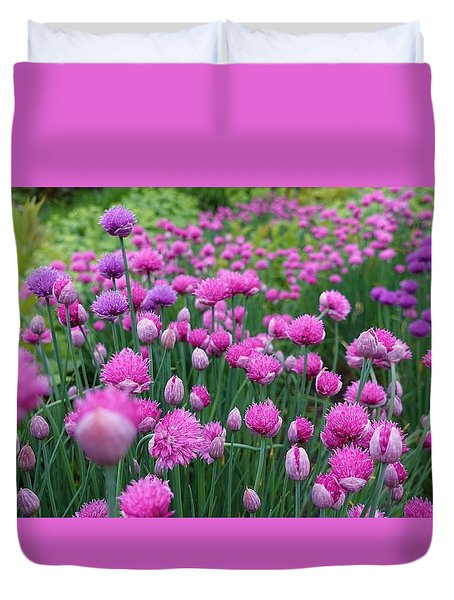 Whistler, British Columbia Duvet Cover