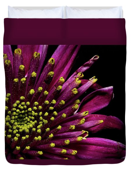 Flower For You Duvet Cover
