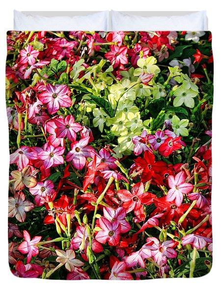 Flower Garden 1 Duvet Cover