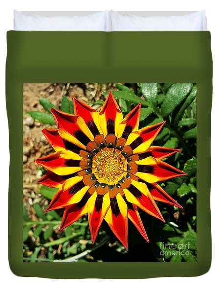 Flower -  Made In Nature Duvet Cover