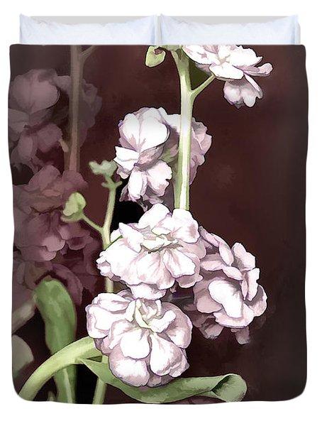 Flower Magic Duvet Cover