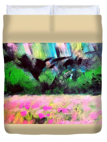 Flower Meadow Duvet Cover