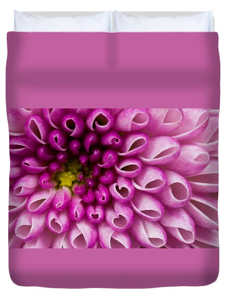 Flower No. 4 Duvet Cover
