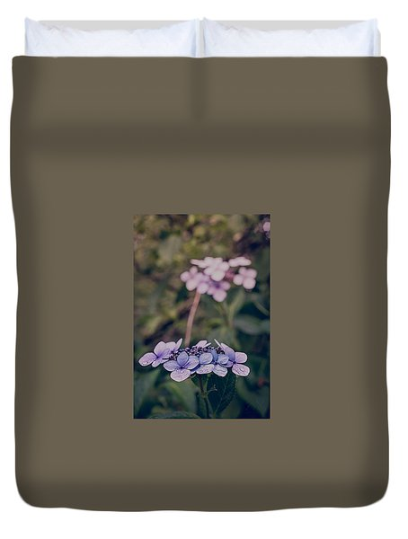Flower Of The Month Duvet Cover