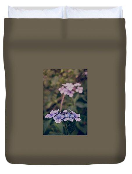 Flower Of The Month Duvet Cover